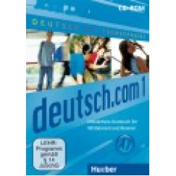 deutsch.com 1, Interaktives Kursbuch, DVD-ROM