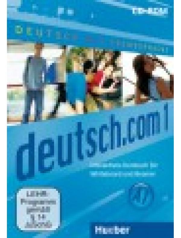 deutsch.com 1, Interaktives Kursbuch, DVD-ROM