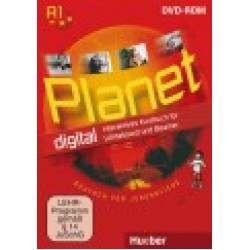 Planet 1, Interakt. Kursbuch, DVD-ROM
