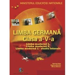Manual de Germana clasa a 5a, Planet 1, Kursbuch
