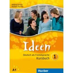 Ideen 1, Kursbuch