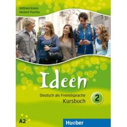 Ideen 2, Kursbuch