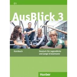 AusBlick 3, Kursbuch