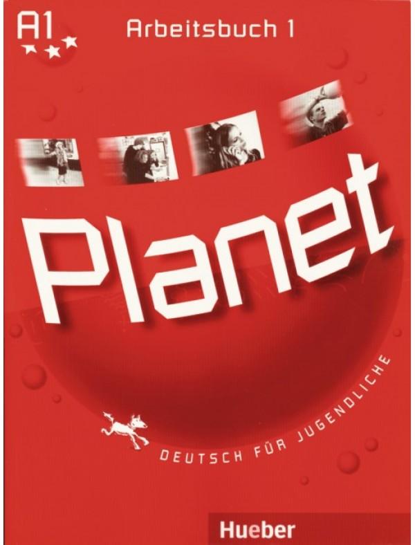 Planet 1, Arbeitsbuch