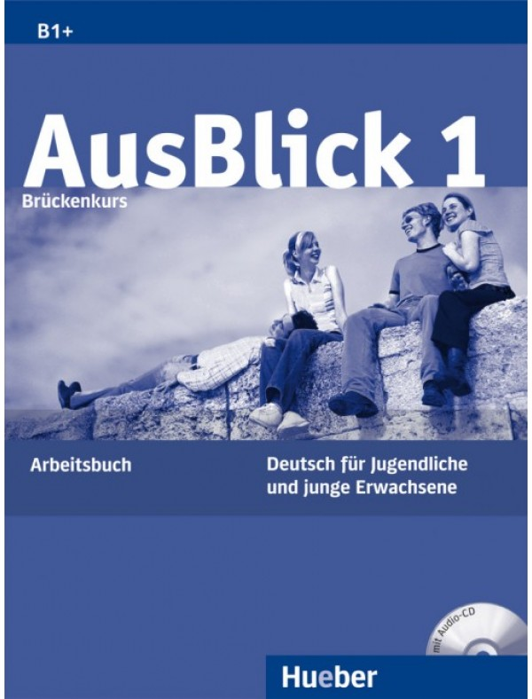 AusBlick 1, Arbeitsbuch mit CD