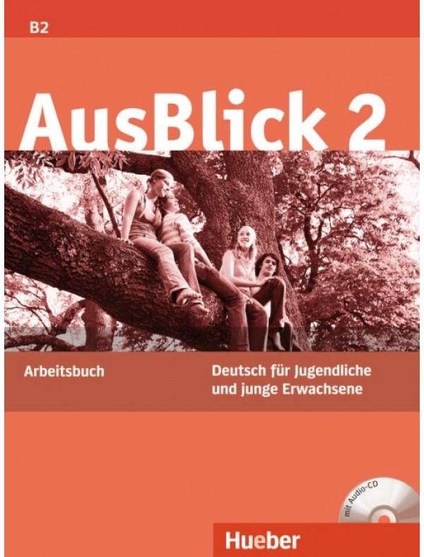 AusBlick 2, Arbeitsbuch mit CD