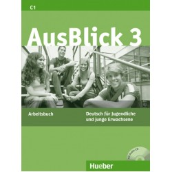 AusBlick 3, Arbeitsbuch mit CD