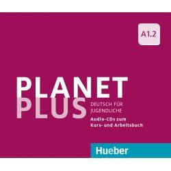 Planet Plus A1.2 2 Audio-CDs zum Kursbuch, 1 Audio-CD zum Arbeitsbuch