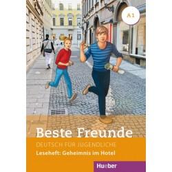 Beste Freunde A1 Leseheft: Geheimnis im Hotel