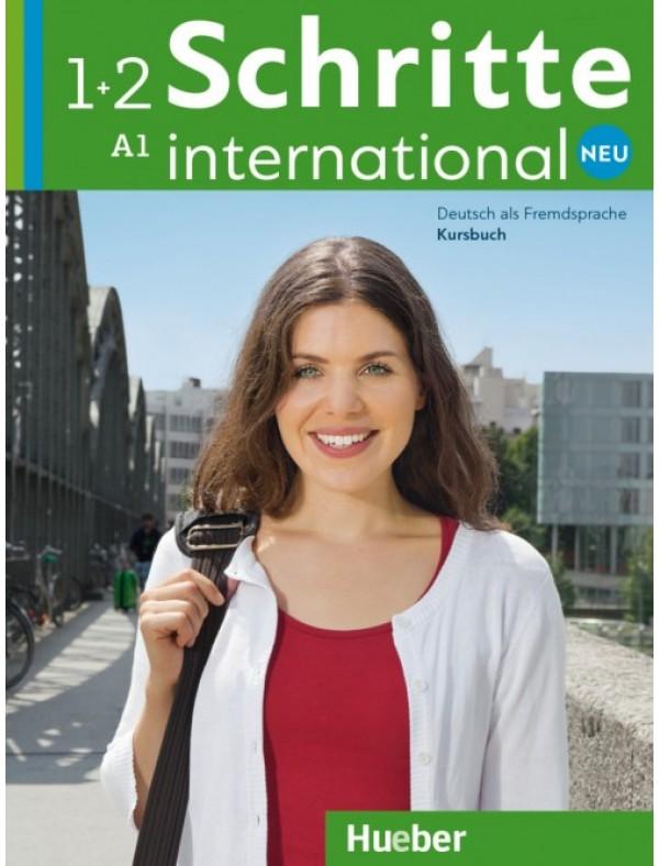 Schritte international Neu 1+2 Kursbuch