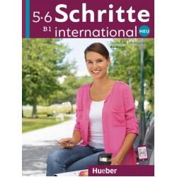 Schritte international Neu 5+6 Kursbuch