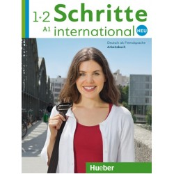 Schritte international Neu 1+2 Arbeitsbuch + 2 CDs zum Arbeitsbuch