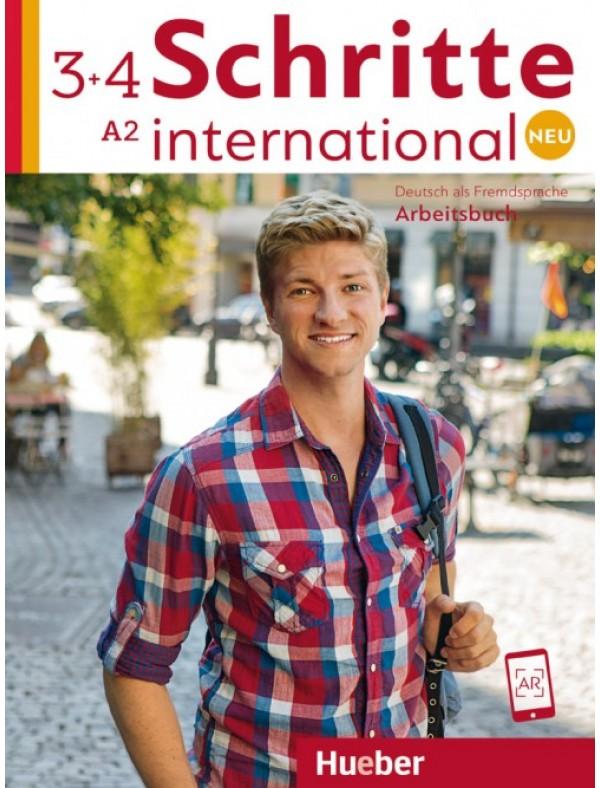 Schritte international Neu 3+4 AB+CD ZUM AB