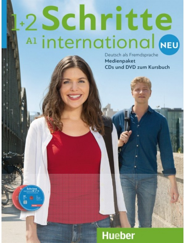 Schritte international Neu 1+2 Medienpaket