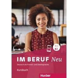Im Beruf NEU B1+/B2 Kursbuch
