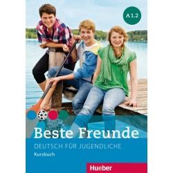Beste Freunde A1 Deutsch für Jugendliche / Paket Kursbuch A1/1 und A1/2