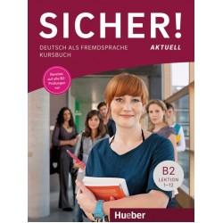 Sicher! aktuell B2 Kursbuch
