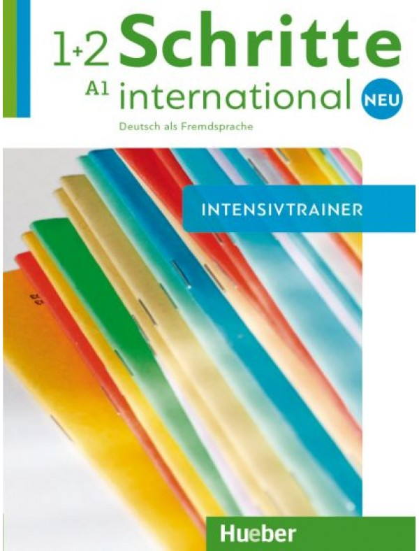 Schritte international Neu (1+2) A1 Intensivtrainer mit Audio-CD