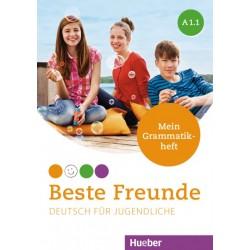Beste Freunde A1/1 Deutsch für Jugendliche / Mein Grammatikheft