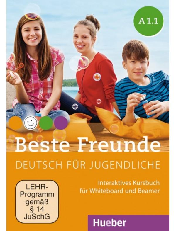 Beste Freunde A1/1, interaktives Kursbuch