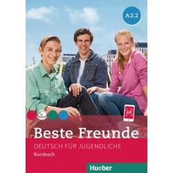 Beste Freunde A2/2, Kursbuch
