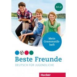 Beste Freunde A1/2 Deutsch für Jugendliche / Mein Grammatikheft