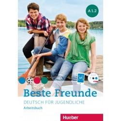 Beste Freunde A1/2, Arbeitsbuch+CD