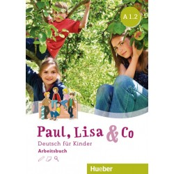 Paul, Lisa & Co A1/2 Deutsch für Kinder / Arbeitsbuch