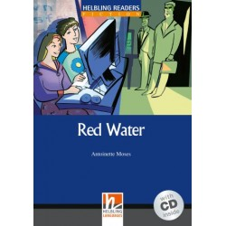 Red Water + CD (Level 5) by Antoinette Moses