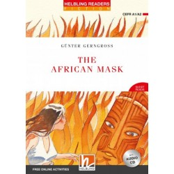The African Mask + CD (Level 2) by Günter Gerngross