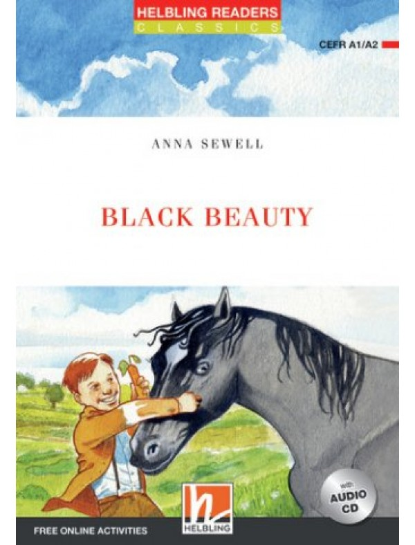 Black Beauty + CD l (Level 2)   by Anna Sewell