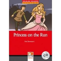Princess on the Run + CD (Level 2) by Paul Davenport