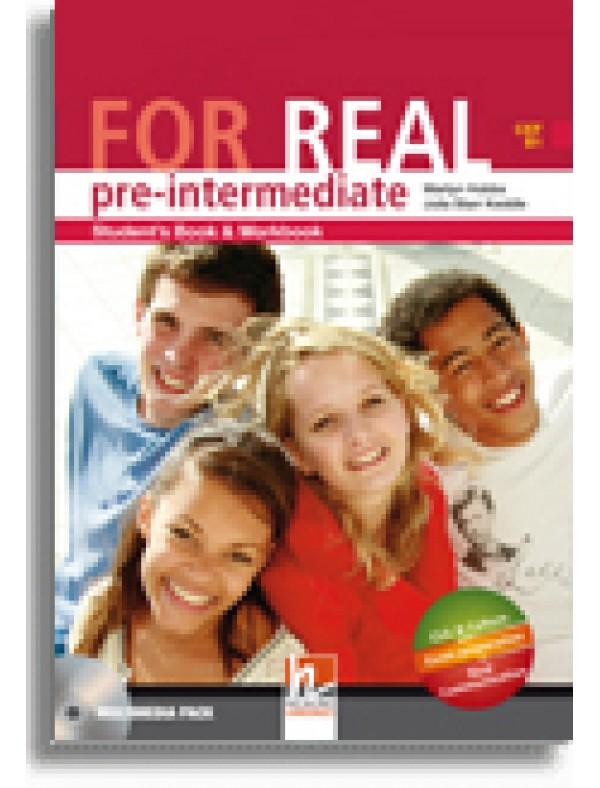 FOR REAL PRE-INTERMEDIATE WHITEBOARDS INTERACTIVE BOOK