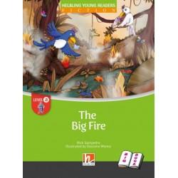 The Big Fire BIG BOOK Level A  Reader
