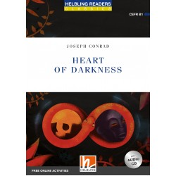 Heart of Darkness + CD (Level 5) by Joseph Conrad adapted by David A. Hill