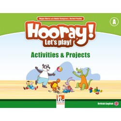 Hooray! Let's Play! - A Activities & Projects
