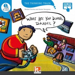 What are you doing, Daniel? Level B Reader + access code