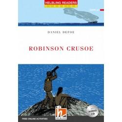 Robinson Crusoe Level 2 + CD