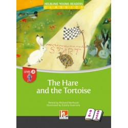 The Hare and the Tortoise BIG BOOK Level A  Reader