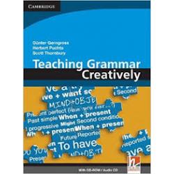 Teaching Grammar Creatively + CD-ROM