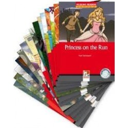 Princess on the Run + CD (Level 2) by Paul Davenport