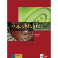 Aspekte neu B1+, Lehrbuch