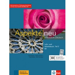 Aspekte neu B2, Lehr-/Arbeitsbuch Teil 2