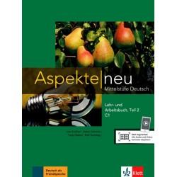 Aspekte neu C1 Lehr- und Arbeitsbuch, Teil 2
