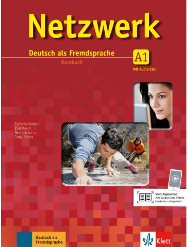 Netzwerk A1, Kursbuch + 2 CDs