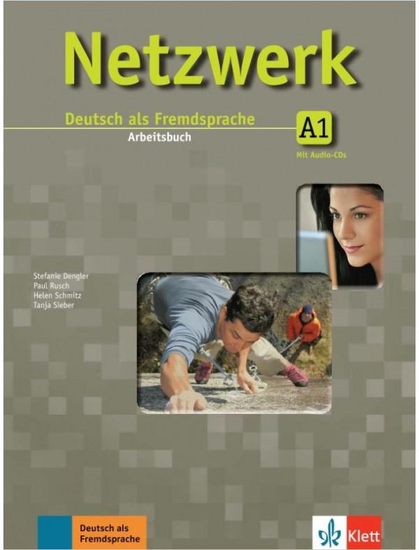 Netzwerk A1, Arbeitsbuch + 2 CDs