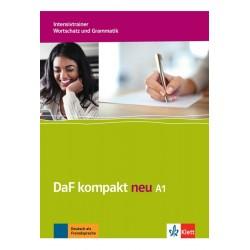 DaF kompakt neu A1 Intensivtrainer - Wortschatz und Grammatik