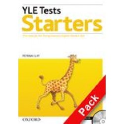 Oxford  Starters: Cambridge YLE Tests 2018, Student's Book and Audio Download Code