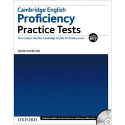 Oxford CPE Practice Tests New Ed: With Explanatory Key and Audio CDs Pack