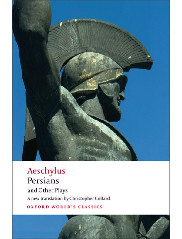 Aeschylus, Persians and Other Plays (Paperback)